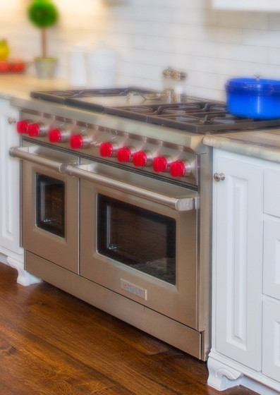 Cresswell Custom Builders Appliances