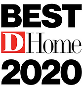 D Home Best of 2020 badge