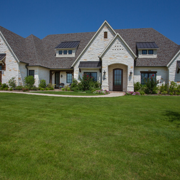 Cresswell Custom Builders Front of Home