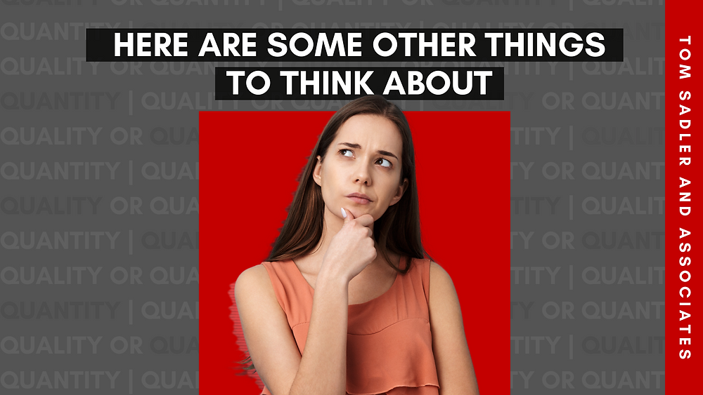 """""""Here are some other things to think about"""""""