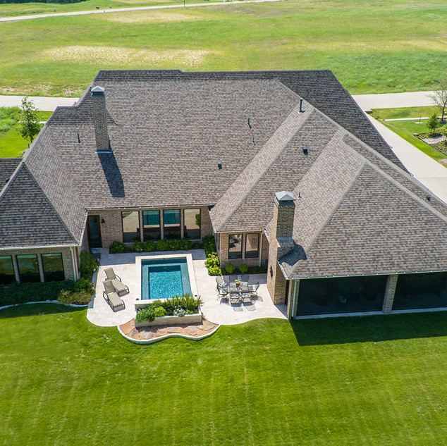 Cresswell Custom Builders Exterior Arial View