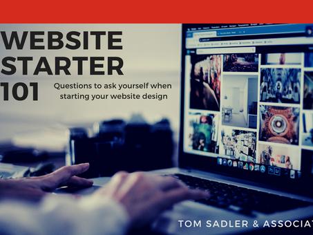 Website Starter 101