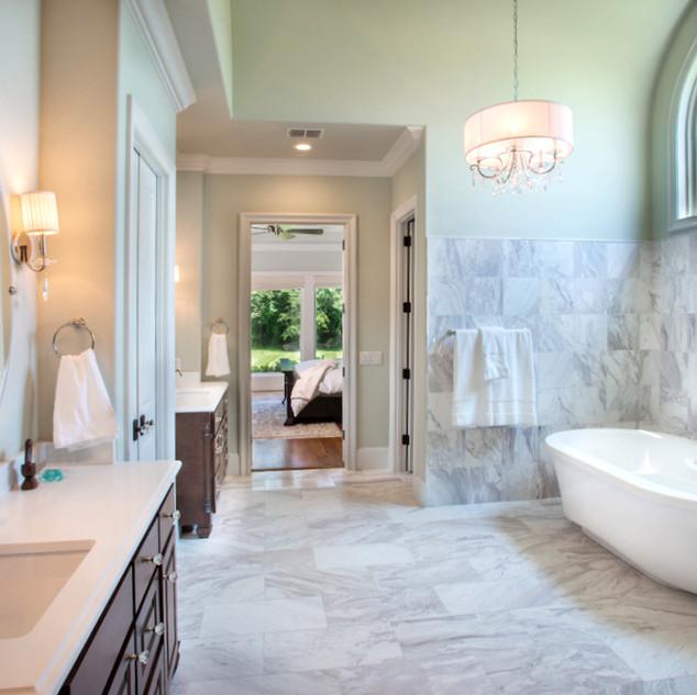 Cresswell Custom Builders Bathroom