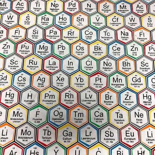 Robert Kaufman- Science Fair - Elements