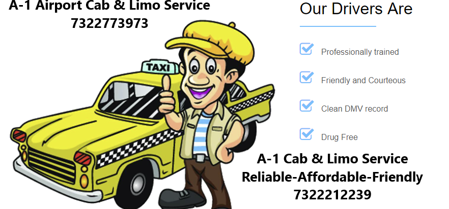 A-1 Airport Taxi & Limo service,Edison,NJ 08820