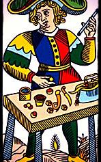 Tarot Divinatório I - O Mago