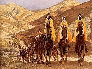 Quem foram os Reis Magos?