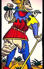 Tarot Divinatório 0 - O Louco