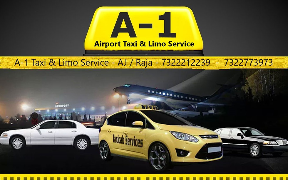 A-1 Airport Taxi & Limo Service,Edison NJ 08817 Edison Taxis,Edison Taxi Service