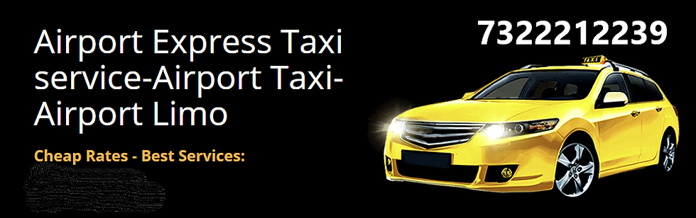 A-1 Airport Taxi & Limo Service,Edison N