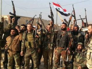 Guerra na Síria tem vitória Russa