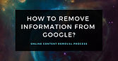 How to Remove Information from Google_.j