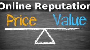 Online Reputation Management Pricing - Average Cost