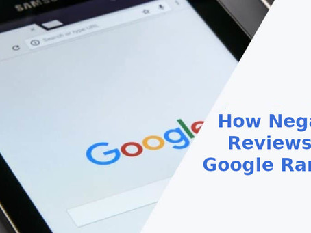 The Verdict is out: Negative online reviews heart SEO