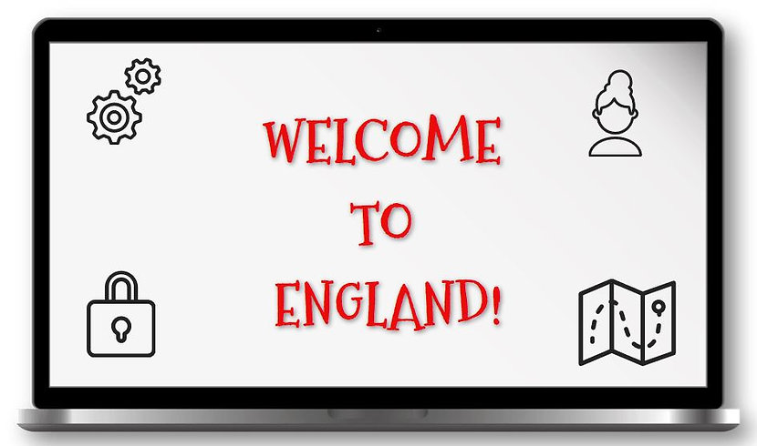 Escape game welcome to england.JPG