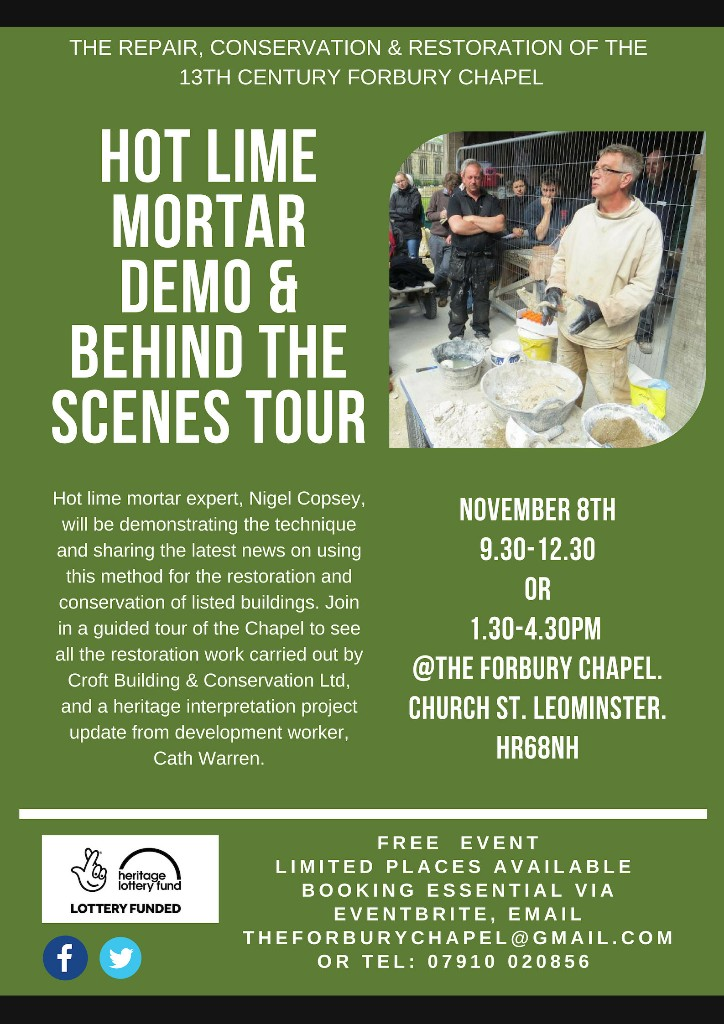 Hot Lime Demo & Behind The Scenes Event