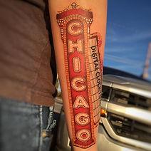 Tattoos, Sore Loser Studio, Piercing, Services