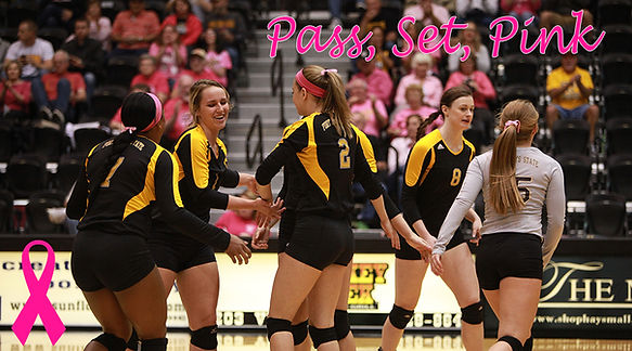 Fort Hays States University Volleyball Sore Loser Sponsorship