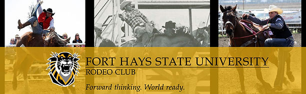 Fort Hays State University Rodeo Club Sore Loser Sponsorship