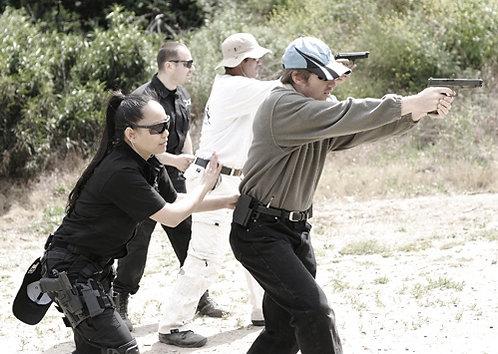 MTS DEFENDER I HANDGUN SHOOT HOUSE OPS