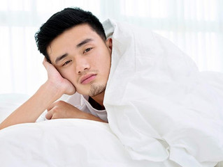 MENS HEALTH: 7 Reasons You're Exhausted After a Full Night's Sleep