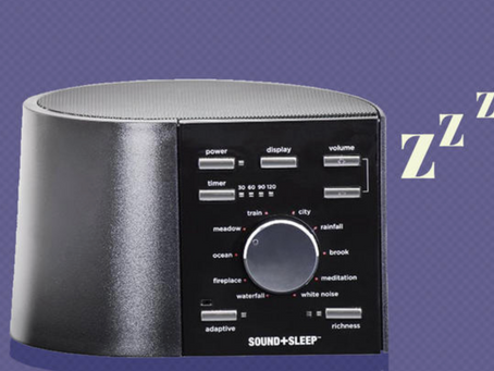 Women's Health: The Best White Noise Machines To Help You Sleep Through Anything