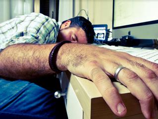 Cronkite News: Short on Z's in AZ -  A third of Arizonans don't get enough sleep