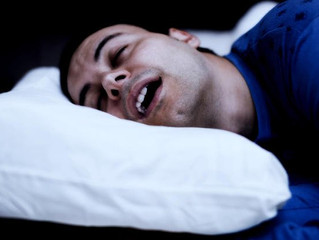 MEN'S HEALTH: Those Weird Noises You Make in Your Sleep Might Not Be Snores