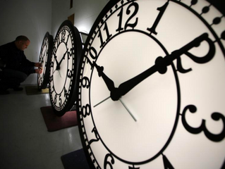 Newsweek:  Daylight Saving Time Makes People Clumsy, Lazy and Sick