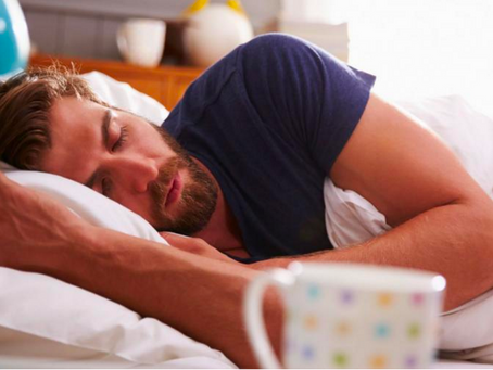 Men's Fitness - SLEEP: Here's Why You Want to Sleep More in the Winter