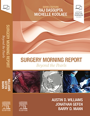 Surgery Morning Report Beyond The Pearls