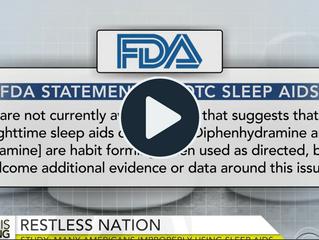 CBS News: Many misuse over-the-counter sleep aids