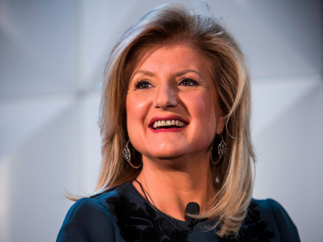 Business Insider: Arianna Huffington says you should do these 3 things to start sleeping better