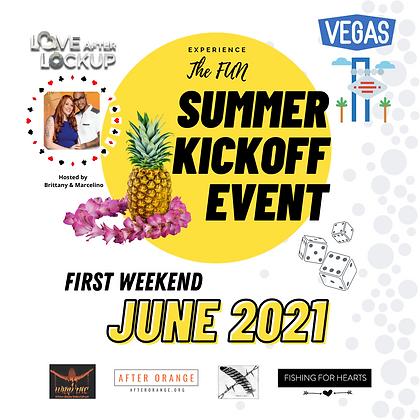 The Fun Summer Kick Off Event Pre-Event.