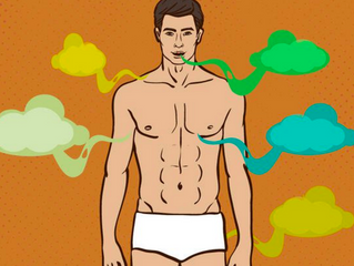 Men's Health: 5 Body Odors You Should Never Ignore