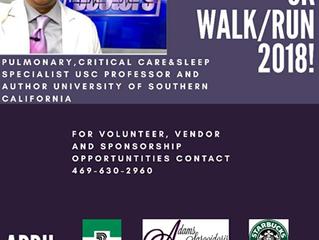 Sarcoidosis 5k Walk/Run