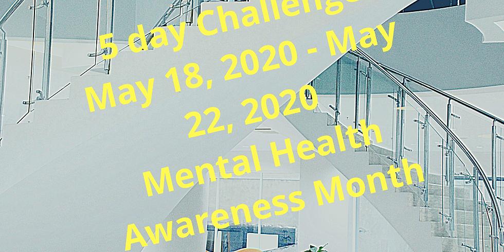 5 Day Mental Health Challenge