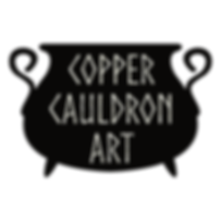 copper cauldron art handcrafted jeweller