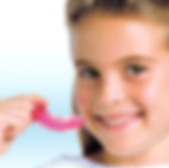 Myobrace - orthodontic trainer for kids that helps prevent crowded teeth