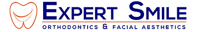 logo expert smile orthodontics and aesth