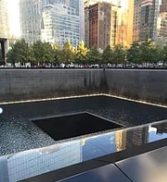 9/11 WTC Memorial Plaza