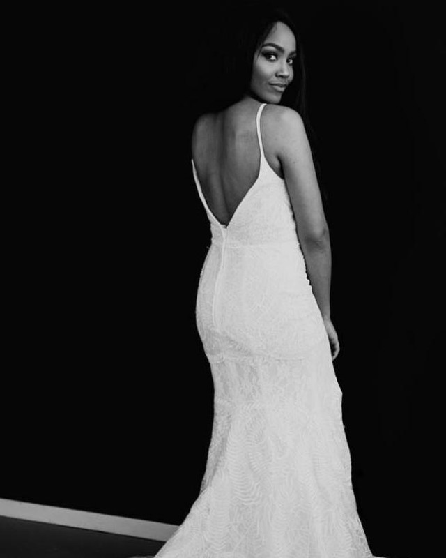 BABY GOT BACK! This open back beauty wil