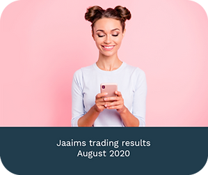 Jaaims trading results news .png