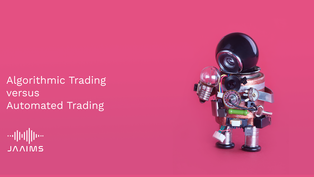 Algorithmic Trading versus Automated Trading
