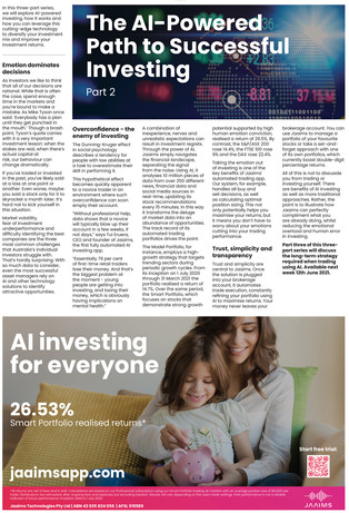 Part 2: The AI-Powered Path to Successful Investing