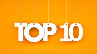 Top ten returns: March 2021