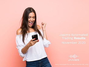 November market wrap: Jaaims continues to perform