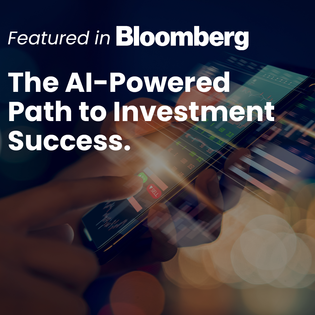 Bloomberg: The AI-Powered Path to Investment Success
