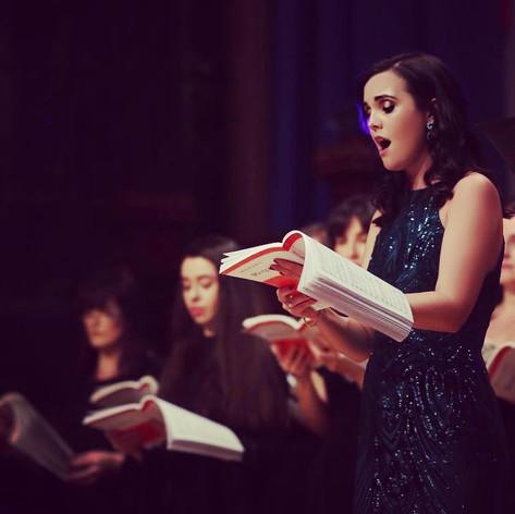 Mozart Requiem - Lorcan Doherty Photography