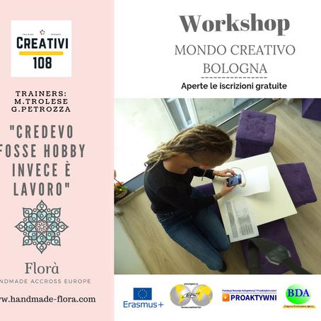 "Workshop ""Mondo Creativo"""